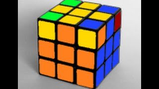 Hoàn thành tầng 3 của Rubik 3x3