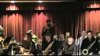Frank Perowsky Big Band - Half Moon Street