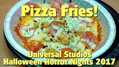Pizza Fries at Halloween Horror Nights 27 | Universal Orlando