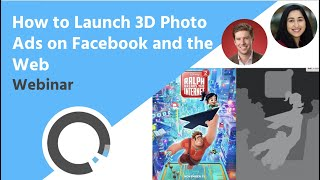 How to Launch 3D Photo Ads for Facebook and the Web