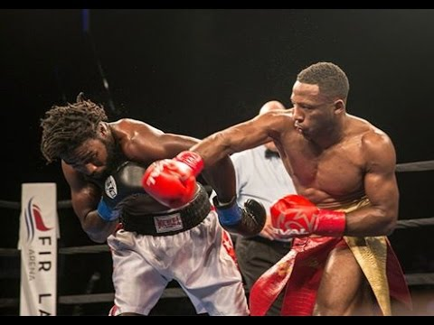 Lydell Rhodes vs Lenwood Dozier