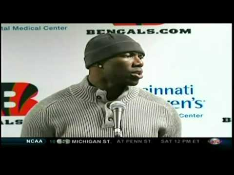 Terrell Owens responds to Darrelle Revis Slouch remarks