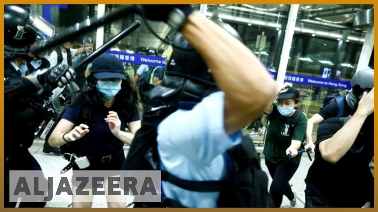 AlJazeera English:'Hong Kong is not safe any more': Millions affected by crisis