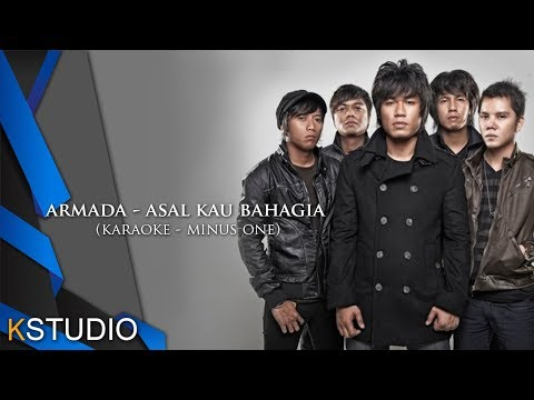 Armada - Asal Kau Bahagia (Karaoke - Minus One) Akustik Piano