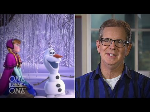 What goes in to creating Frozen's sequel?
