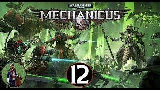 Download Video Praetorian Legions | Warhammer 40,000: Mechanicus Campaign Gameplay #12 MP3 3GP MP4