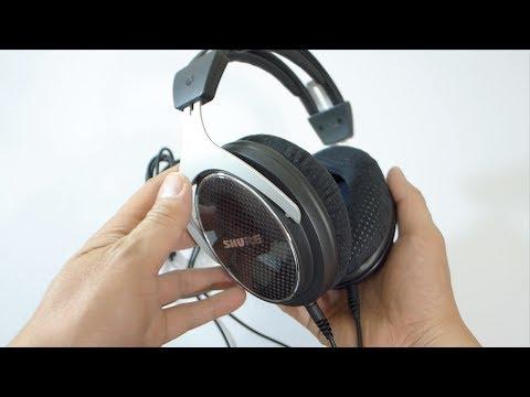 NEW! Shure SRH-1540 Audiophile Headphones