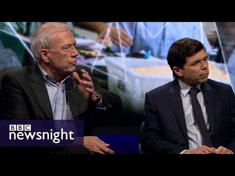 Spotlight - exposing the US Catholic priest child abuse scandal  - BBC Newsnight