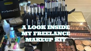 MUA Talk: Look Inside My Freelance Makeup Kit