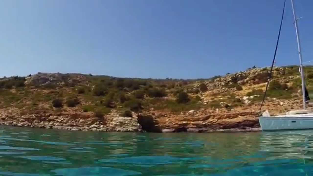 Sailing The Greek Islands With Medsailors