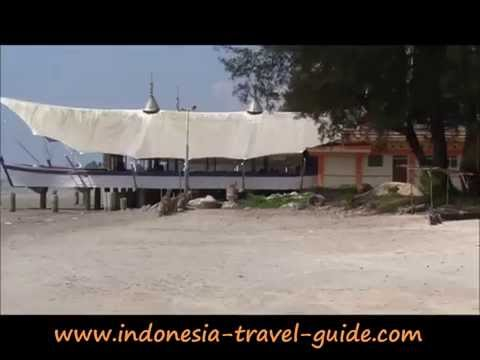 Pasir Padi Beach - Pangkalpinang City - Bangka Island - Indonesia