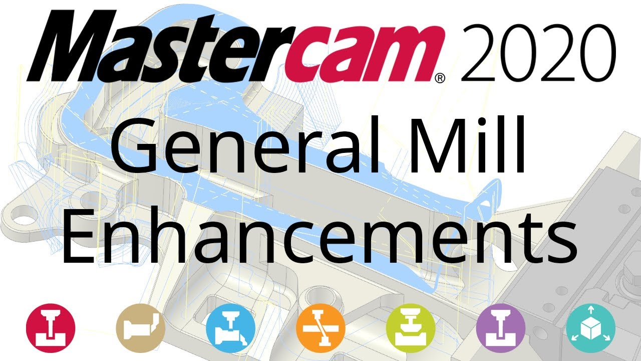 What's New in Mastercam 2020: Mill