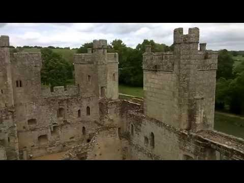 Tour of Bodiam Castle