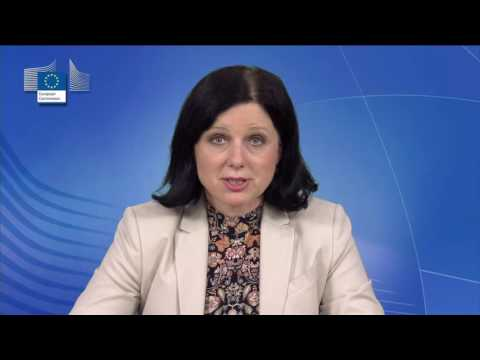 message Vera Jourova 18th European Corporate Governance Conference May 25th, 2016