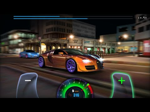 GT: Speed Club - Drag Racing / CSR Race Car Game Android Gameplay GT-Club