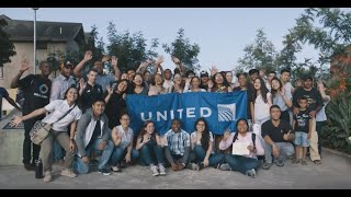 United –Global Glimpse takes flight to the Dominican Republic