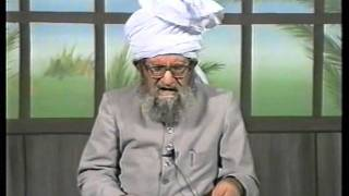 Urdu Dars Malfoozat #181, So Said Hazrat Mirza Ghulam Ahmad Qadiani(as), Islam Ahmadiyya