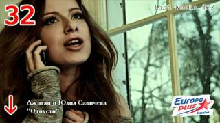 Europa Plus Ukraine - TOP-50 HITS (12/07/11)