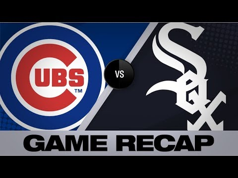 White Sox use 2 homers to beat Cubs | Cubs-White Sox Game Highlights 7/7/19