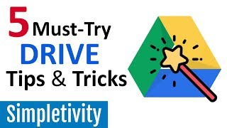 5 Must-Try Tips for Google Drive (Tutorial)