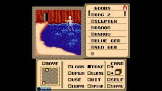 Shadowgate (NES) with Diabetus