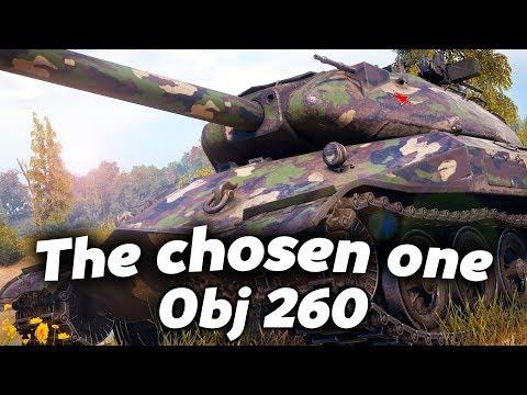 WOT || The Chosen One - Obj 260 || - YouTube