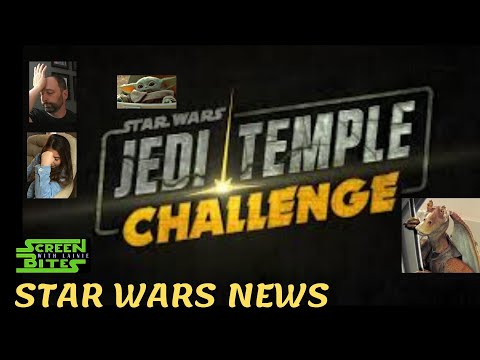 Theresarockface - Disney+ Announces Star Wars Game Show Jedi Temple Challenge