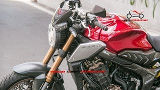 New CB650R Neo Cafe 2019 Custom | 2019 Honda CB650R Custom Special Limited Edition
