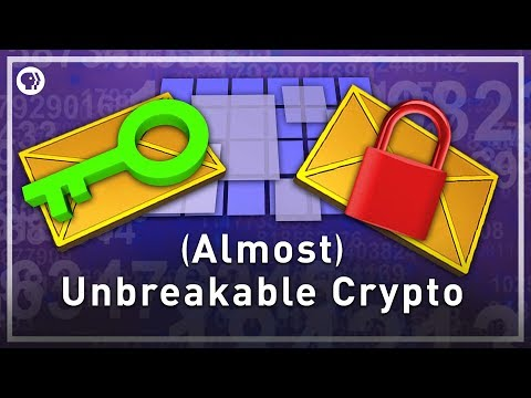 Almost Unbreakable Crypto  Infinite Series