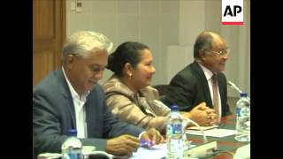 East Timor president accepts PM