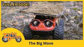 Video Zerby Derby - THE BIG MOVE | Zerby Derby Full Episodes Season 1 | Kids Cars download MP3, 3GP, MP4, WEBM, AVI, FLV November 2018