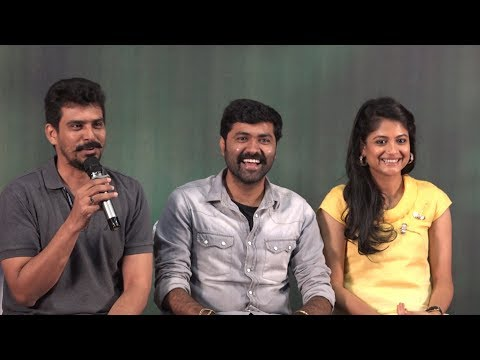 Aruvi - Movie Press Meet |  Aditi Balan,...