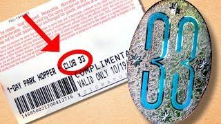 Secrets and History of Club 33 | Disney Declassified