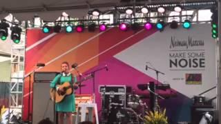 "Gracie Schram ""We are the Change"" SXSW 2015"