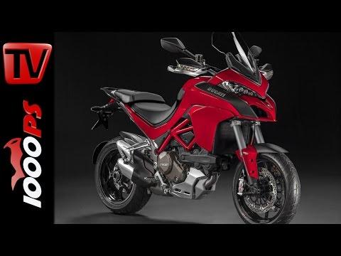 Ducati Multistrada 1200 2015 | First Look, Details