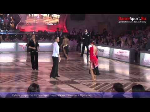 World Latin Cup Pro 2012 (Online Broadcast)