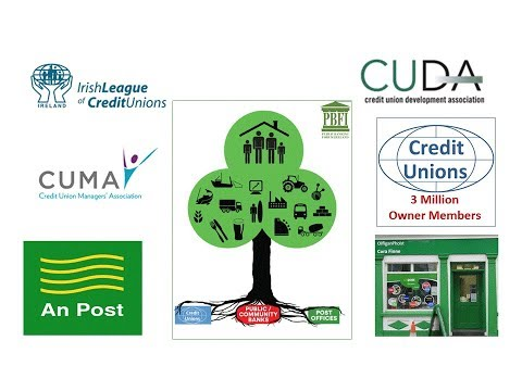 Pillar Banks or Peoples Banks – Credit Unions & Post Offices hold the key!