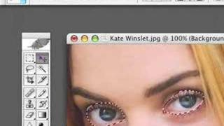 Photoshop Tutorials with Matt - Wet Eyes & Lips