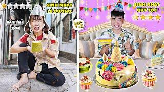 THIẾU GIA CON NHÀ GIÀU VÀ ĂN MÀY - TẬP 2 : Tiệc Sinh Nhật Lề Đường VS Tiệc Sinh Nhật Quý Tộc