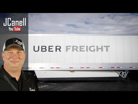 365Trucking: JCanell finds out if Uber Freight is trying to take our jobs.
