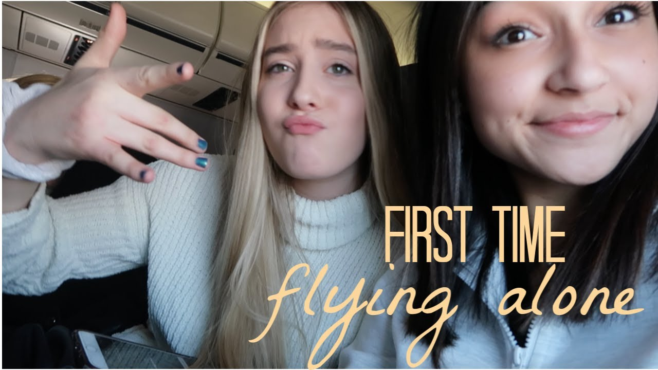 flying ALONE with my best friend : BOSTON VLOGS