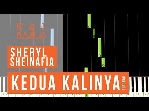 Sheryl Sheinafia - Kedua Kalinya Piano Tutorial (Sheet Music)