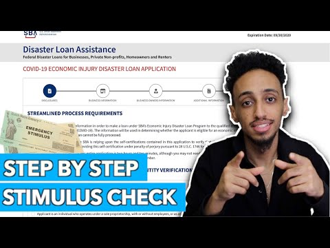 how-to-fill-out-new-sba-disaster-loan-application-|-eidl-grant-(step-by-step)