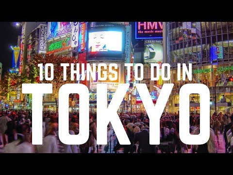 10 THINGS TO DO IN TOKYO IN 2017 - TOKYO TRIP MUST DOS | FIRST WORLD TRAVELLER