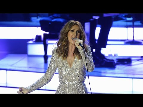 Mikey V - Celine Dion Is Rocking At Lady Gaga's Vegas Show!!