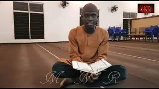 Beatiful & Heart Soothing Tilawat Qutran e Kareem By An African Ahmady Muslim Hafiz Basit Nimibiya.