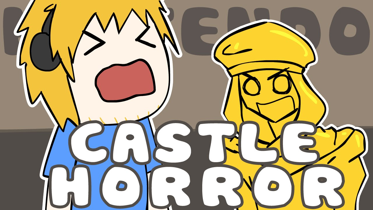 PewDiePie and Stephano in Amnesia: Nintendo Castle Horror ...