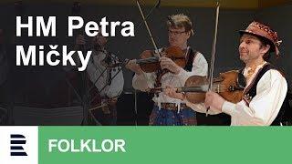 Horňácká muzika Petra Mičky | Na živú notečku