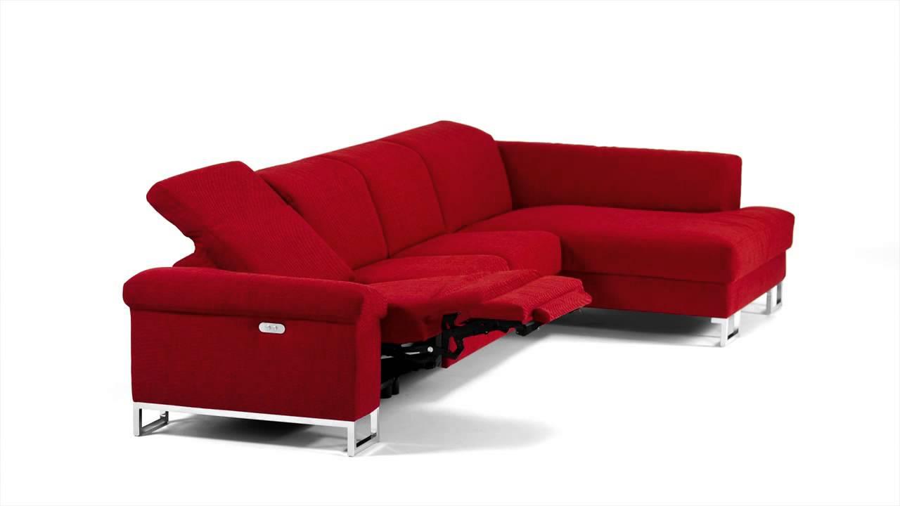 Electric Recliner Sofa Not Working Single Seat Rom Belgium Relax Mechanism - Youtube