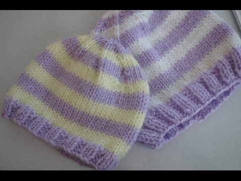 Knitting on Double Pointed Needles Left Handed - YouTube e94fed1b6e5